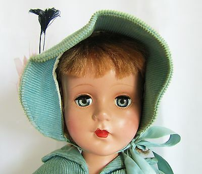 """BEAUTIFUL BIG Vintage 1950's """"Sweet Sue"""" Doll 21"""" Tall by Amer. Charact. Dolls"""