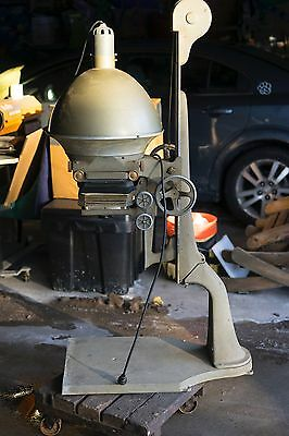 Elwood 5 x 7 Enlarger with Negative Carrier and 2 lens and boards