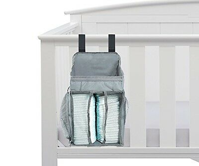 Reperkid Baby Nursery Organizer - Diaper Organizer - Large Pockets - Space For