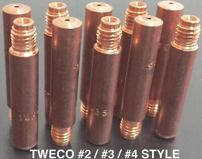 200 PCS TWECO 14H-45 HEAVY DUTY 1.2mm TIP - MADE IN USA - FREE AU POST