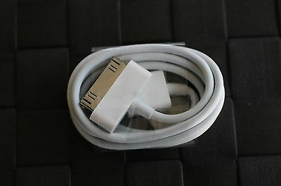 OEM Authentic Original Apple iPhone 4S 4 3GS 30 Pins USB NEW Data Cable Charger