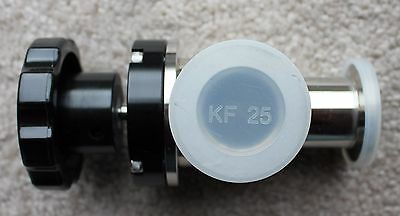 KF25 Manual Right Angle Valve