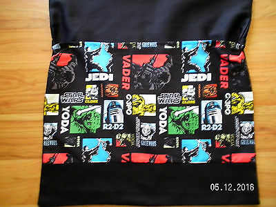 star wars chair bag for school first name free, free postage