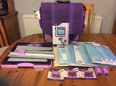 Helix Craft Room Embossing System *** Lots Of accessories Included***