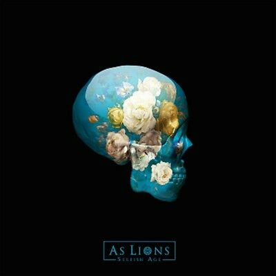 As Lions - Selfish Age - New Vinyl LP - Pre Order - 20th January