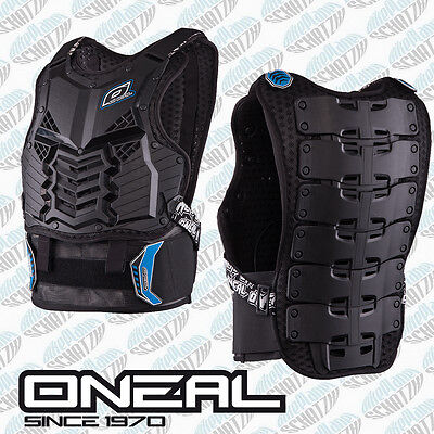 O'Neal Holeshot Roost Guard Protektor Weste Downhill Freeride Brustpanzer Oneal