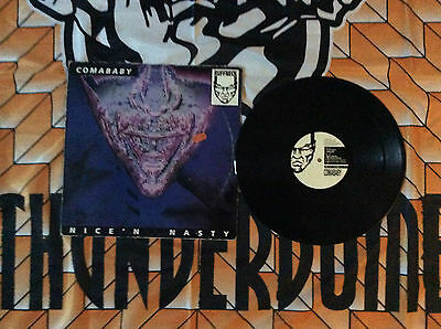 Ruffneck Records – RUF 027-5  Comababy – Nice'n Nasty