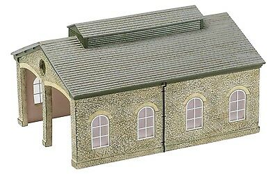 Hornby Granite Engine Shed R9840 OO Scale (suit HO also)
