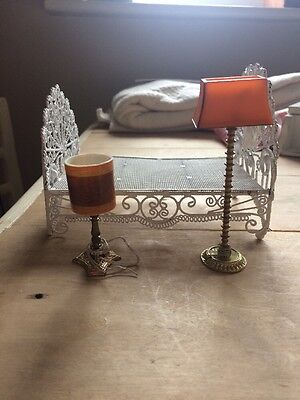 dolls house furniture mixed lot