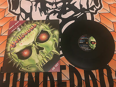 Hellsound Records – HB 007  Master Bation – House Of Hell E.P.