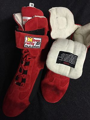 Xr Nomex Race Boot