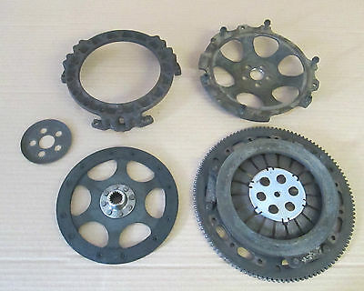 BMW R1200GS 2006 29,512 miles complete clutch kit assembly