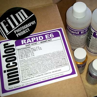 FPP Rapid E6 Home Slide Development Kit (1 Quart Kit)