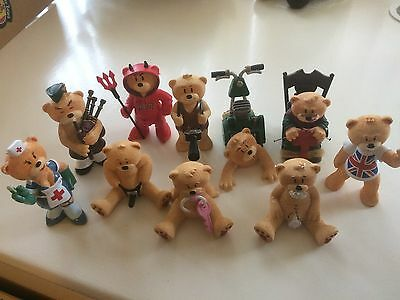 BAD TASTE BEARS 1 to 10 EARLY RARE