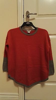 Mamas & Papas maternity jumper size 8 worn once