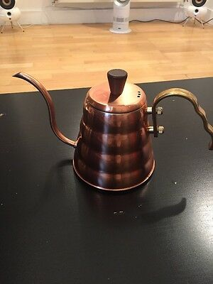 Hario Copper Pouring Kettle Pour-over  Coffee Brewing