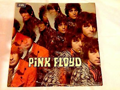 Pink Floyd, The Piper At The Gates Of Dawn, Original Uk 1967 Columbia Stereo Lp.
