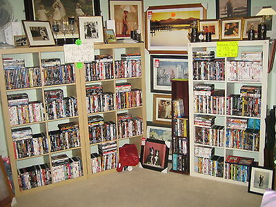 300 dvd's job lot some box sets REDUCED AGAIN GREAT BARGAIN