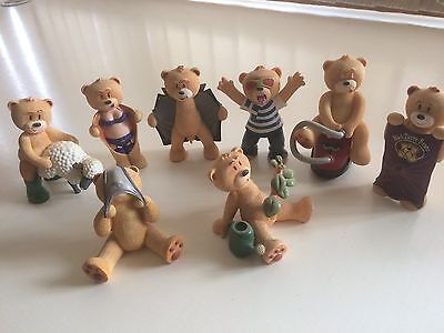 Bad Taste Bears 109 To 116 Early Rare
