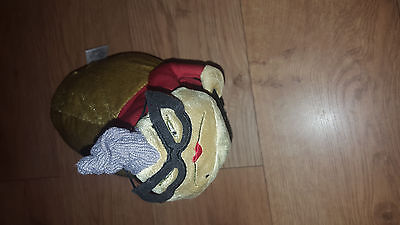 """Disney Store Exclusive Monster University Roz Soft Toy Approx 12""""."""