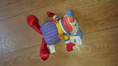"""Disney Store Exclusive Toy Story Chuckles the Clown Soft Toy Approx 10""""."""