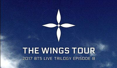 (2) BTS tickets P5 - Prudential Center - Newark, NJ - The Wings Tour - 3/23/17