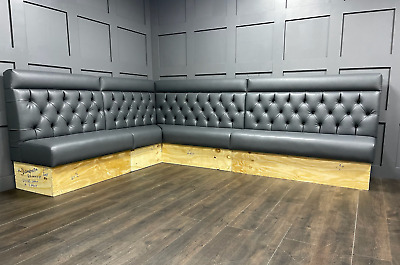 Bespoke Commercial Seating, Booth Seating, Banquet, Pub Seating, (£65 Per Foot)