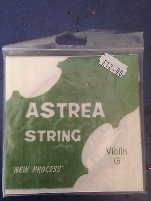Set Of 4/4 Astrea Violin Strings