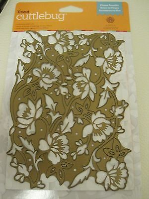 CUTTLEBUG  FLOWER BRAMBLE ~  Cut and Embossing Die by Anna Griffin 1st Class P&P