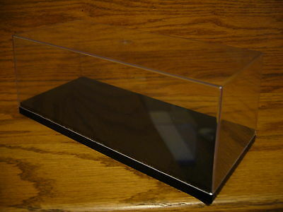 ERTL Clear Plastic Used Display Case 1/24 Diecast Cars & Collector Cars