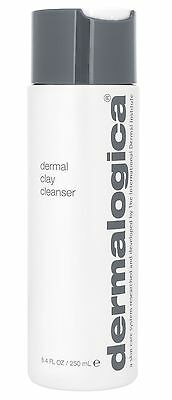 Dermalogica Dermal Clay Cleanser *250ml*  - Brand New - Free Shipping