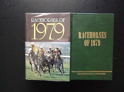 "Timeform ""racehorses Of 1979"" Mint In Mint D/w"