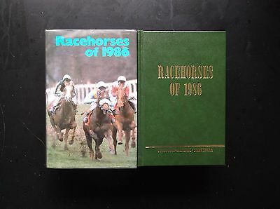 "Timeform ""racehorses Of 1986"" Mint In A Mint D/w"