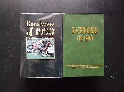 "Timeform ""racehorses Of 1990"" Mint In A Mint D/w"