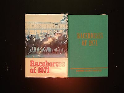 "Timeform ""racehorses Of 1971"" Mint In It's Original Packing"