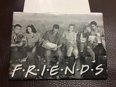 "FRIENDS Magnet ~2.5"" x 3.5"" Lunch atop a Skyscraper NYC New York City"