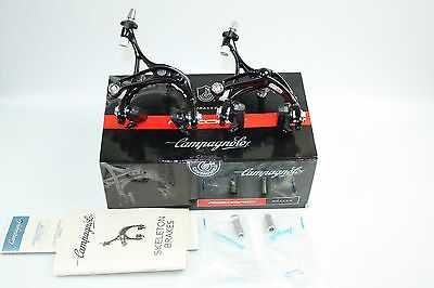 BRAND NEW Campagnolo Record 11 Brake set Front Rear Skeleton Brakeset Calipers