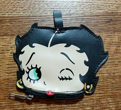 Vintage Betty Boop Coin Purse