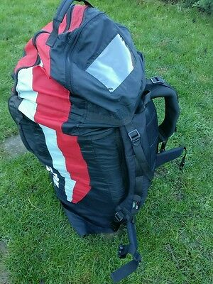 2011 sol prymus3 large paraglider and sol easy2 harness xl