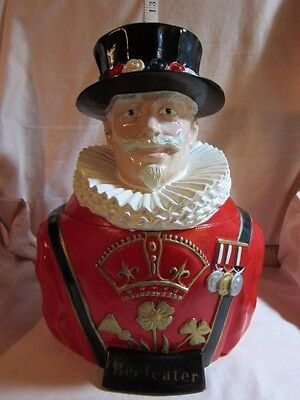 Beefeater Gin ice bucket bar man cave advertising