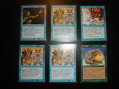 """18 """"Ice Age"""" Magic the Gathering Cards"""