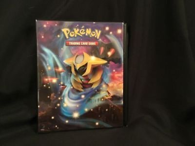 Pokemon Trading Card Game A5 Folder - holds 40 cards - 2012 Ultra Pro  - (G18)