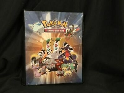 Pokemon Trading Card Game A5 Folder - holds 40 cards - 2009 Ultra Pro  - (G20)