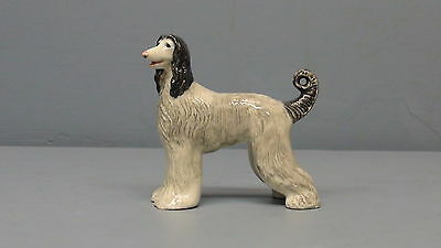 Test Color Hagen Renaker Afghan Dog