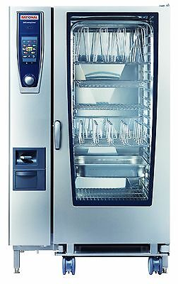 Rational SCCWE202 - 20 x 2/1 GN Tray Electric Combi Oven
