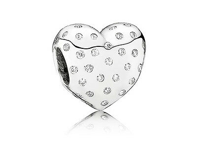 Genuine Pandora Bead/Charm Sparkle of Love Brand New