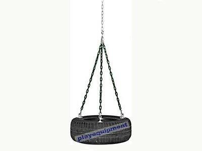 HORIZONTAL TYRE SWING KIT Outdoor Swing Playground Play Equipment Accessories