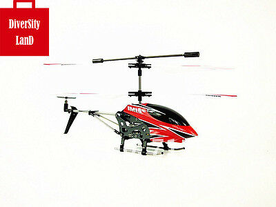 3.5Ch Remote Control RTF RC Helicopter 3.5 Channels Radio Control Built-In GYRO