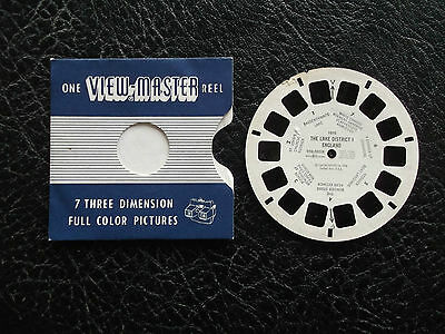 VIEWMASTER REEL No 1070.   SEVEN THREE-D PICTURES FULL-COLOR KODACHROME