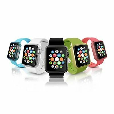 KK46 Ozaki OC622 Wardrobe 5-in-1 Schutzhllen Set fr Apple Watch Sport (38 mm, 5